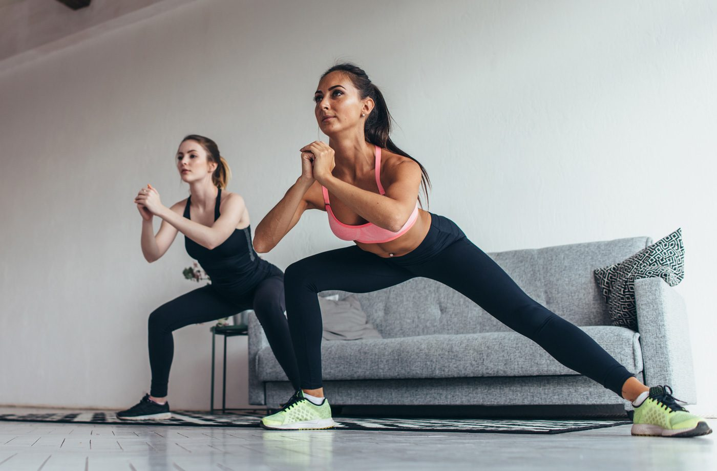 50 Amazing Benefits Of Jumping Squats
